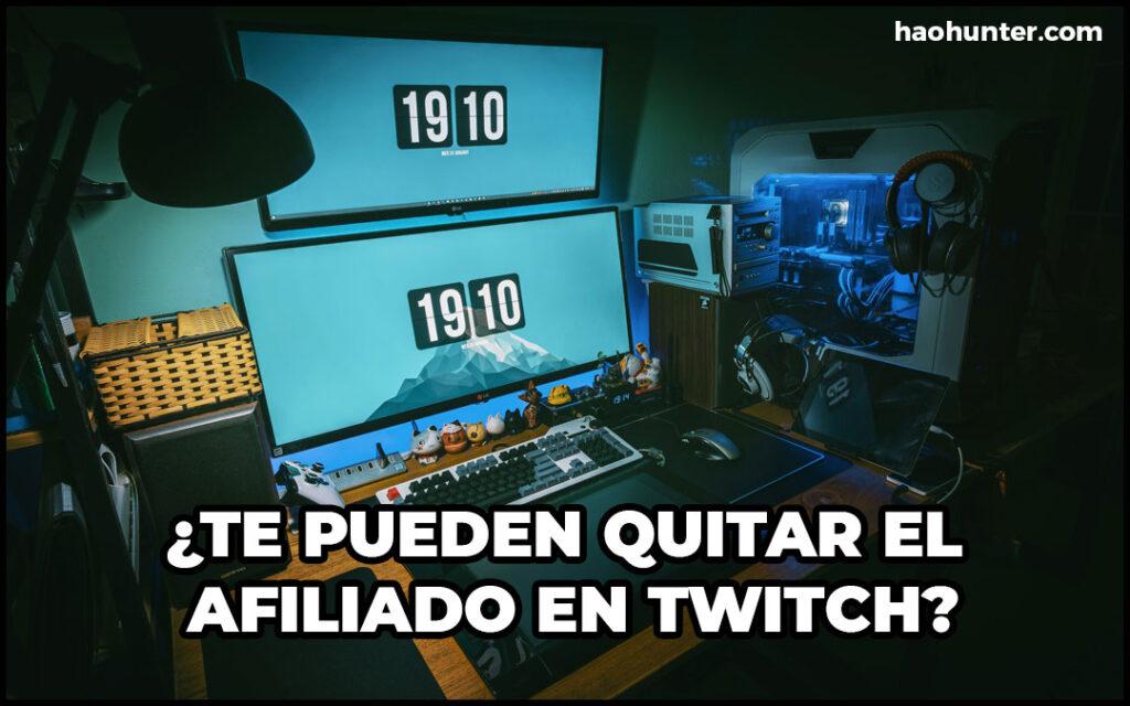 Afiliado twitch
